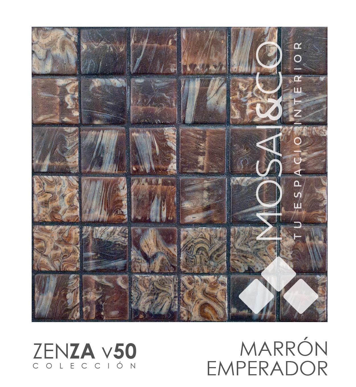 mosaico-decoracion-interiores-mosaiandco-coleccion-zenza-v50_Marron-emperador