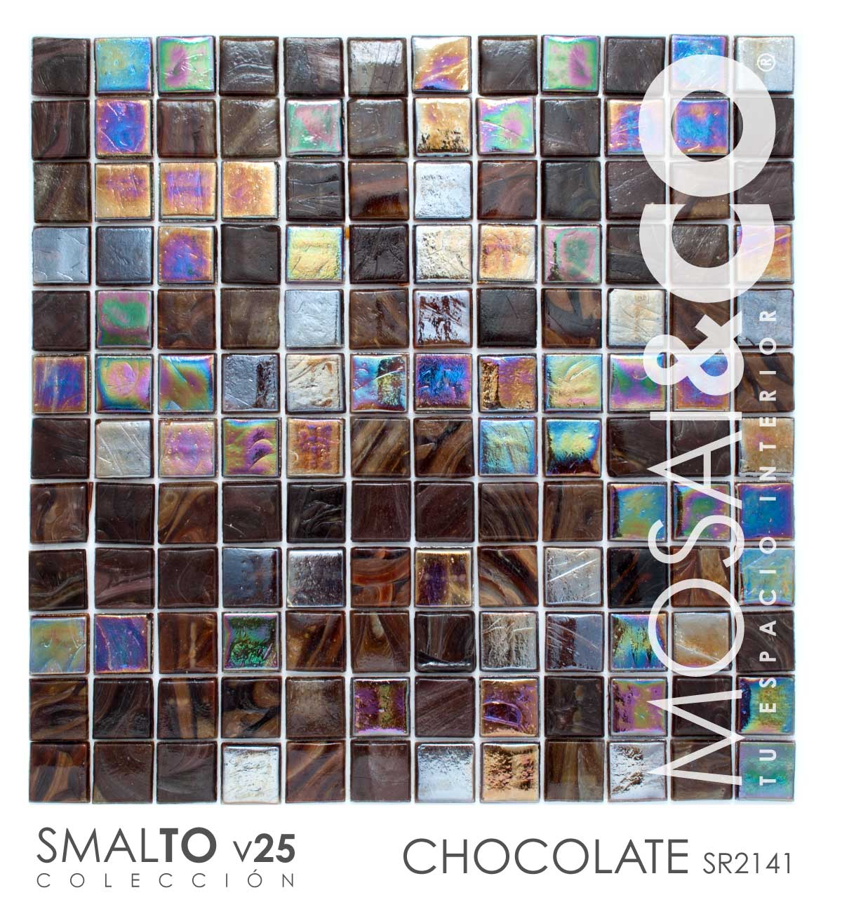mosaico-interiores-mosaiandco-smalto-v25-chocolate-sr2141