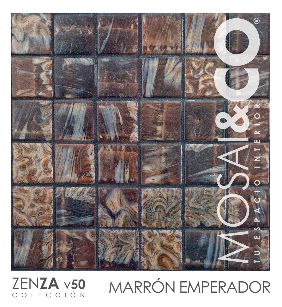 mosaico-interiores-mosaiandco-zenza-v50-Marron-emperador